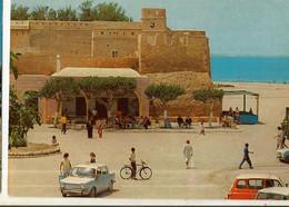 CPM.,Tunisie, N°Rh.21, Hammamet - La Grande Place, Ed. Carthage - Tunisia