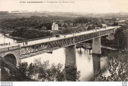 D29  DOUARNENEZ  Perspective Du Grand Pont  ..... - Douarnenez
