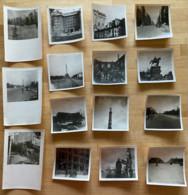 44 Photos Des Forces Françaises à Berlin (la Plupart De Berlin-Waidmannslust) Prises En Juillet 45 (1 En Avril-3 En Aout - 1939-45