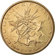 Monnaie, France, 10 Francs, 1974, FDC, Nickel-brass, KM:E115, Gadoury:814 - K. 10 Francos