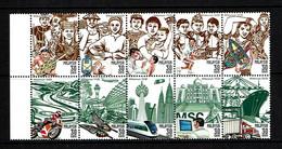 Malaysia 2000 Sc # 764k  MNH **  Millennium  Transportation - Non Classificati