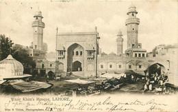 INDE  LAHORE  Mosqué - India