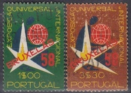 PORTUGAL 862-863,used - Used Stamps