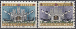 PORTUGAL 905-906,used - Used Stamps
