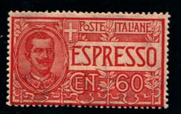 20196) ITALIA-60 C. Espressi - ESPRESSI - Ottobre 1922 -MNH** - Correo Urgente