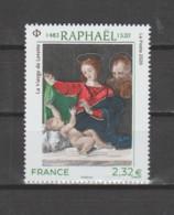 """FRANCE / 2020 / Y&T N° 5396 ** : """"Vierge De Lorette"""" (Raphaël) X 1 - Ungebraucht"""