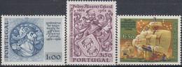 PORTUGAL 1067-1069,unused - Unused Stamps