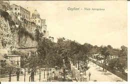 """CP De CAGLIARI """" Viale Terrapieno """" - Cagliari"""