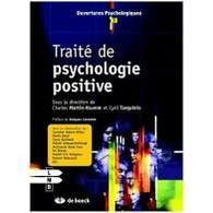 Traité De Psychologie Positive - Tarquinio Cyril - Psychology/Philosophy