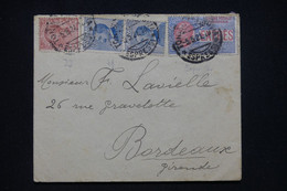 ITALIE - Enveloppe De Torino En Exprès Pour La France En 1921 - L 100101 - Marcofilía
