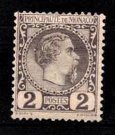 MONACO 1885 / 1914 -  Y.T. N° 2  -  NEUF**  /1 - Nuevos