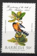 Barbuda 1985 - Cuculo Delle Mangrovie, Mangrove Cuckoo MNH ** - Antigua E Barbuda (1981-...)