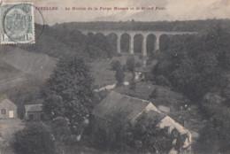 CHIMAY / VIRELLES / LE MOULIN DE LA FORGE MONSEAU ET LE PONT  1910 - Chimay