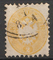 Österreich, Austria  1863 2 Kr.  MiNr. 30 Gestempelt - Usados