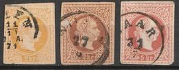 Österreich, Austria  1867 Aus Ganzsachen - Usados