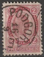 """Österreich, Austria  1890 2 Gulden Gez. 11,5  MiNr. 62 """"PODGORZE"""" - Usados"""