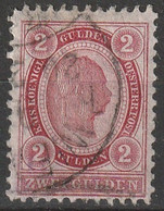 Österreich, Austria  1890 2 Gulden Gez. 11,5  MiNr. 62 - Usados