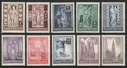 Österreich, Austria  1946 Mi. 791-800 MNH ** - 1945-60 Neufs