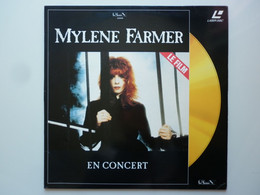 Mylene Farmer Laser Disc En Concert - Other