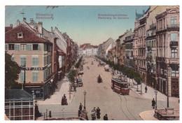 STRASBOURG - Faubourg De Saverne (carte Animée) - Straatsburg