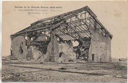 62 Guerre 14-18 : SALLAUMINES  Fosse 4 Et 11  La Chaufferie - Otros Municipios
