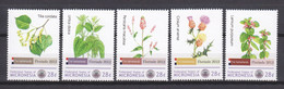 Micronesia 2012 - MNH Set - PLANTS - FLOWERS - FLORIADE NETHERLANDS Set 1 - Sonstige