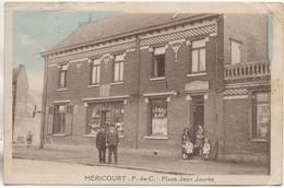 62 MERICOURT  Place Jean-Jaurès - Otros Municipios