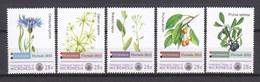 Micronesia 2012 - MNH Set - PLANTS - FLOWERS - FLORIADE NETHERLANDS Set 4 - Sonstige