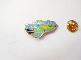 Beau Pin's Pins , Plongée , Homme Grenouille , Cool Aqua Club , ASCPS , Paris - Immersione