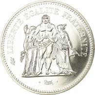 Monnaie, France, Hercule, 50 Francs, 1977, Paris, FDC, FDC, Argent, Gadoury:882 - M. 50 Francos