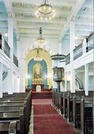1 AK Island / Iceland * Innenansicht Der Domkirche (erbaut 1848) In Der Hauptstadt Reykjavík * - IJsland
