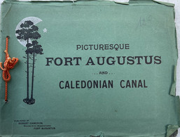 PICTURESQUE FORT AUGUSTUS AND CALEDONIAN CANAL - Cultural