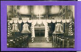 Baptème  De  Cloches ,Ste - JEANNE  D ' ARC ,Ste BARBE -St JEAN BAPTISTE , SACRE - COEUR De JESUS , St Coeur  DE  MARIE - A Identifier