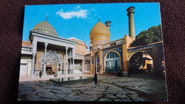 CPSM TEHERAN IRAN THE HOLY SHRINE OF HAZRAT SHAH ABDUL AZIM REY  ED ROTALCOLOR - Iran