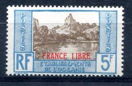 OCEANIE Surcharge France Libre Yvert 141 Neuf XXX - T 1049 - Ongebruikt