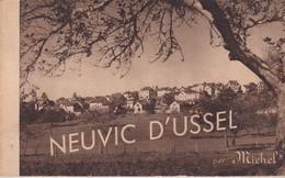 Neuvic Carnet De 12 Vues - Altri Comuni