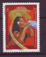 Polynesie Française - Polynesia 2009 N** MNH Y&T 897 Légende Du Cocotier - Nuevos
