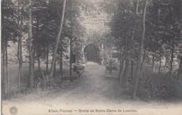 ALLAIN / TOURNAI / LA GROTTE  1911 - Doornik