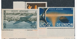 EC-221: REUNION: Lot Avec PA  42**-43**-44** - Airmail