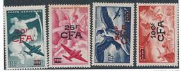 EC-222: REUNION: Lot Avec PA  45/48** - Airmail