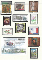 ANDORRE  N° 704 à 717  NEUF** LUXE  MNH   ANNEE  COMPLETTE  2  ANNEE 2011 - Nuevos