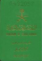 Saudi Arabia Passport Issue From Cairo - Visa Egypt - Good Condition - Documentos Históricos