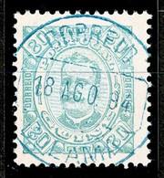 Guiné, 1893, # 42, Used - Portugiesisch-Guinea