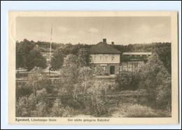 XX009983-2115/ Egestorf  Bahnhof AK 1929 - Zonder Classificatie