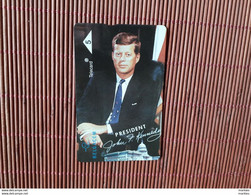 Phonecard  John F Kennedy 507 L (Mint,Neuve) Only 1000 EX Made  Rare ! - Without Chip