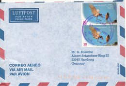 Costa Rica Air Mail Cover Sent To Germany 23-6-1997 - Costa Rica