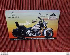 Harley  Davidson Phonecard 512 L(Mint Neuve)  Rare ! - Moto