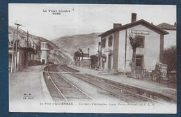 La Gare D' ALLEYRAS - Autres Communes