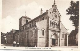 58 - POUGUES LES EAUX L'Eglise - Pougues Les Eaux