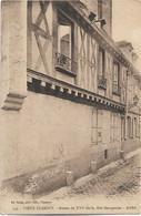 58 - CLAMECY Vieux Maison Du XVI ème Siècle Rue Bourgeoise - Clamecy